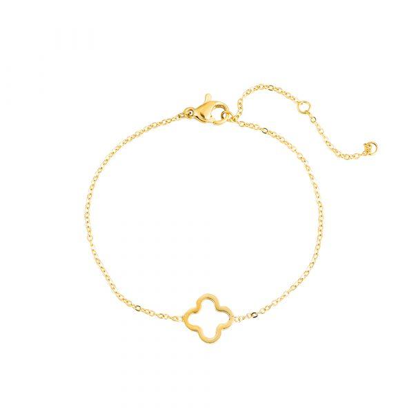 goldenes armband duenn alina Tayna Schmuck & Accessoires