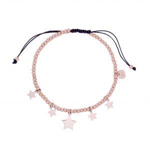 rosegoldenes armband mit sternen anna Tayna Schmuck & Accessoires