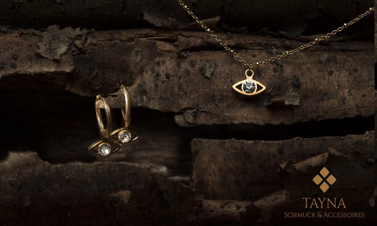 Tayna Schmuck & Accessoires eye kollektion