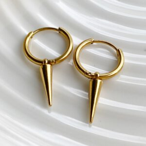 Gold - Ohrringe Tayna Schmuck & Accessoires