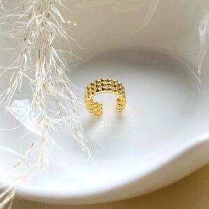 Gold - Earcuff - Dani Tayna Schmuck & Accessoires
