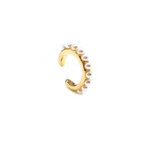 Gold - Ear Cuff - Sara Tayna Schmuck & Accessoires